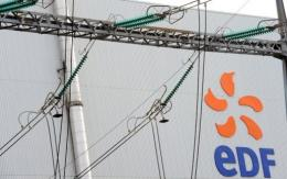 EDF runs France's network of 58 electricity-producing nuclear reactors
