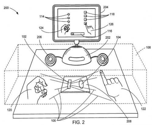 Apple seeks patents for display and noise-out systems