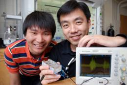 Electricity from the nose: Engineers make power from human respiration