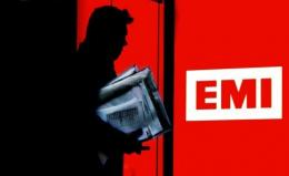 EMI was taken over by US bank Citigroup in February