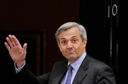 Energy Minister Chris Huhne, pictured in 2010, unveiled Britain's fourth