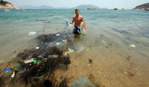 Entanglement in plastic bags and fishing gear have long been identified as a threat to marine life