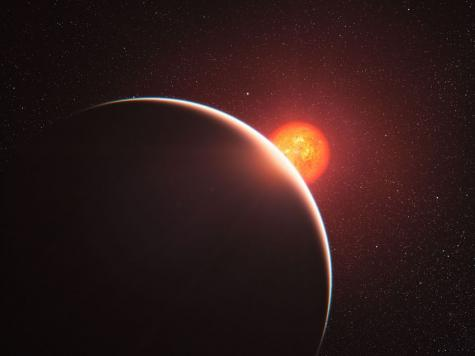 Exoplant may have metal-rich atmosphere