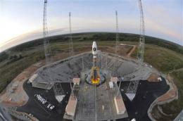 EU launches its first satellite navigation system (AP)