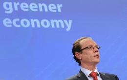EU Taxation and Customs Union, Audit and Anti-Fraud commissioner Algidras Semeta