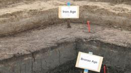 Excavation shines a light on what the Fens would have looked like 3,000 years ago