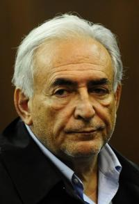 Ex-IMF head Dominique Strauss-Kahn