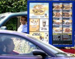 FDA proposes more calorie count information (AP)