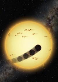 Flipping hot Jupiters