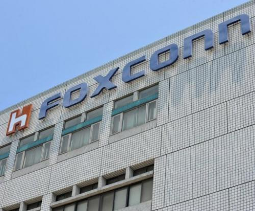 Foxconn employs more than one million workers at its Chinese plants