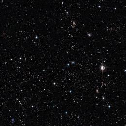 Antimatter gravity could explain Universe's expansion