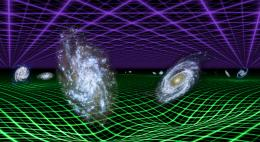 Galaxy Evolution Explorer finds dark energy repulsive