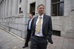 Gates back on stand in Utah in $1B antitrust trial (AP)
