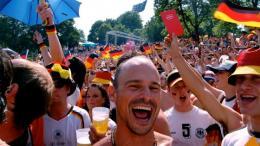 Germans top table of happiest tweets