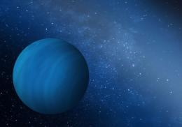 Giant planet ejected from the solar system