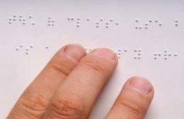 Groundbreaking Braille survey a world first