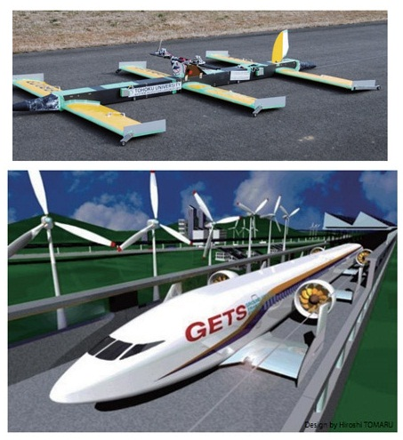 ground-effect vehicles