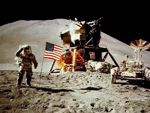 Happy 40th Anniversary, Apollo 15!
