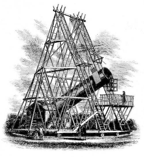 Happy birthday, Sir William Herschel!