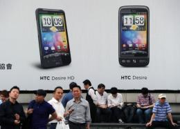 HTC's market value is now around $33 billion