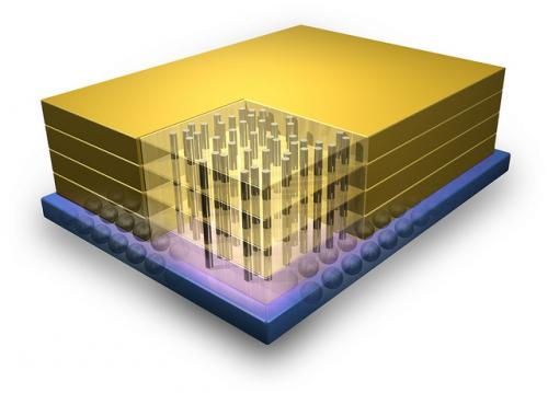 IBM to produce Micron's hybrid memory cube in debut of first commercial, 3D chip-making capability