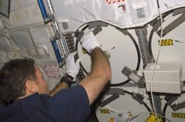 Improving slumber on the space station with sleep-long