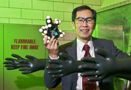 Iowa State, Ames Lab researcher hunts for green catalysts
