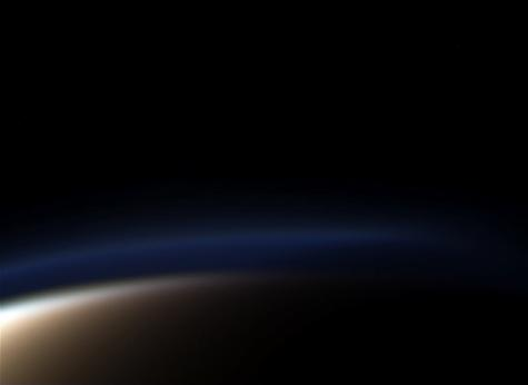 Is titan hiding an ocean?