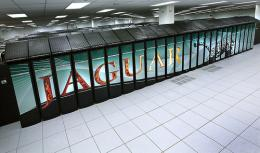 Jaguar supercomputer harnesses heat for fusion energy