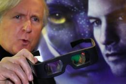 James Cameron's Avatar was a breakthrough 3D megahit
