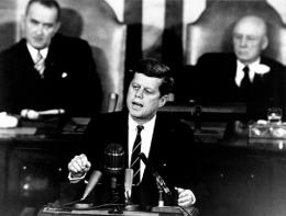 JFK's 1961 speech led space exploration to new heights