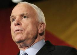John McCain is among Senators who introduced an online privacy bill