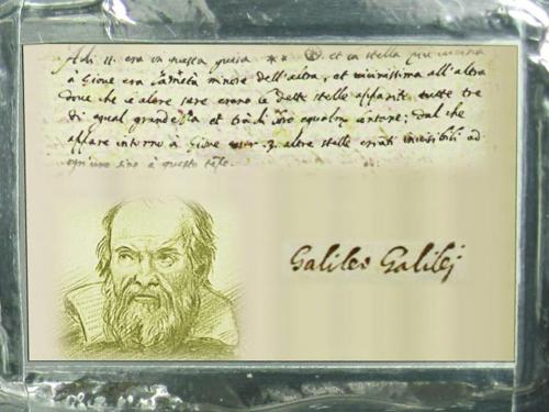 Juno Jupiter mission to carry plaque dedicated to Galileo
