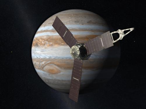 Juno spacecraft to Jupiter prepares to launch