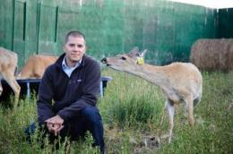 Battling chronic wasting disease in elk and deer