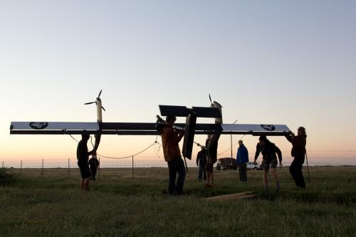 Makani's flying windmills win Breakthrough award