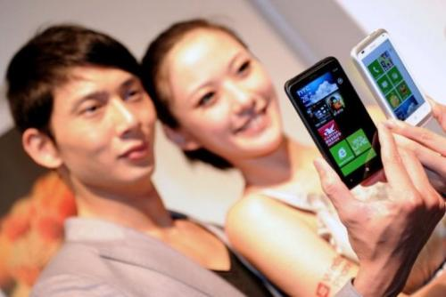 Mango-powered phones face competition from iPhone4S and cellphones running Android