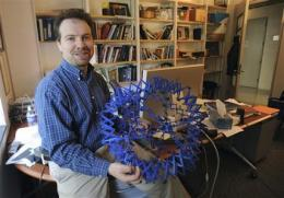 Md. prof shares physics Nobel for universe find (AP)