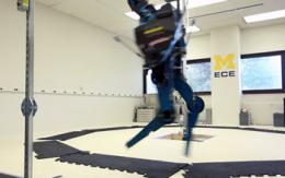 Meet MABEL: World's fastest two-legged robot with knees