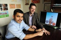 Nanoparticles offer hope for common skin allergy