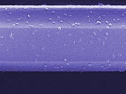 Nanowire-based sensors offer improved detection of volatile organic compounds