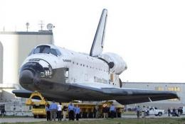 NASA: April 29 for next-to-last shuttle launch (AP)