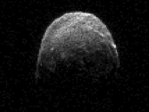 NASA Captures New Images of Large Asteroid Passing Earth