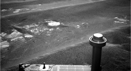 NASA's opportunity tops 20 miles of Mars driving