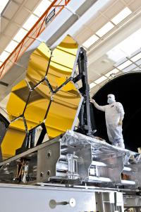 NASA'S Webb telescope completes mirror-coating milestone