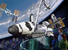 NASA to send shuttles to Fla., Calif., suburban DC (AP)