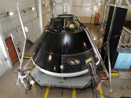 NASA to use moon capsule for other space missions (AP)