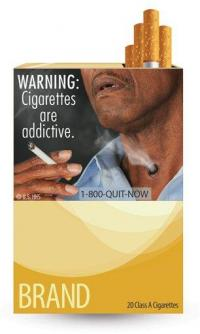 New cigarette health labels: 'Gross' or effective? (AP)