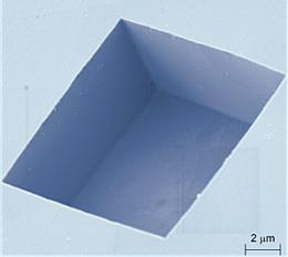 NIST polishes method for creating tiny diamond machines