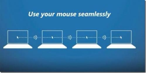 No-borders mouse runs across screens